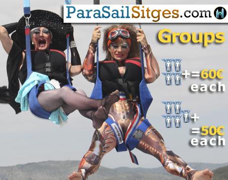 parasail-sitges-groups